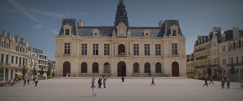 Poitiers - Mairie