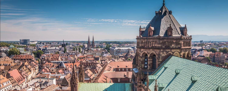 Strasbourg - Toits